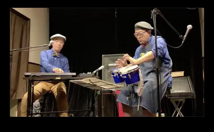 2020.1.30(水) ASA-CHANG エマーソン北村 LIVE at MILLIBAR